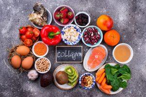 alimentos con colageno dermativa