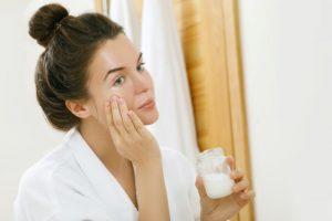 Precauciones en el uso del aceite de coco para la cara
