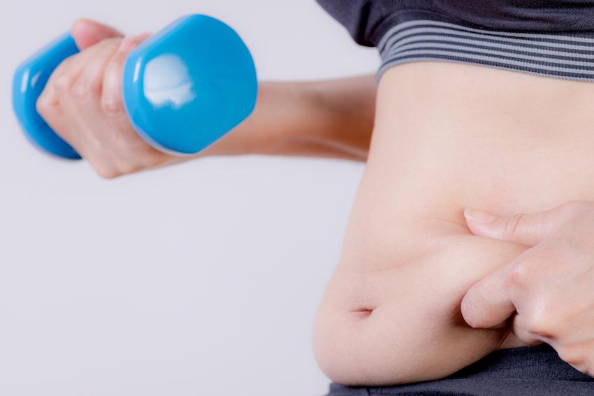 Cómo combatir la flacidez abdominal