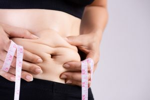 cómo reducir la grasa localizada