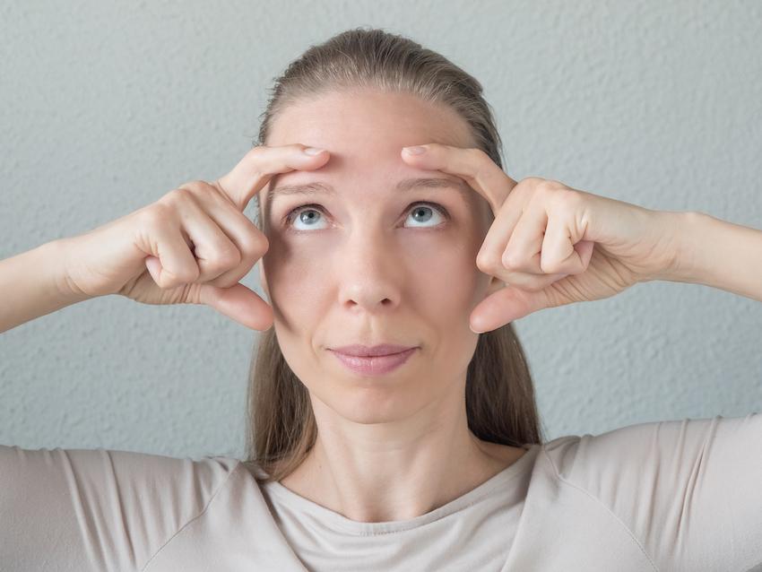 ¿Sirve la gimnasia facial para mejorar la flacidez del rostro?