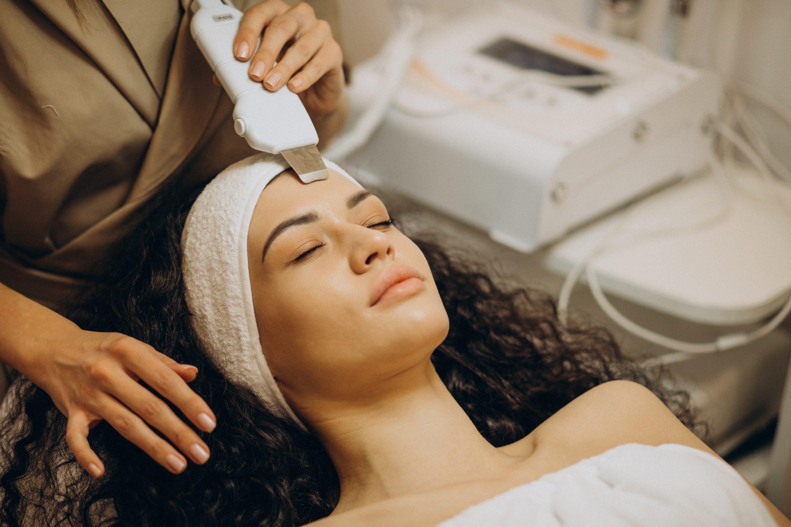 higiene facial completa en mallorca